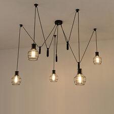 Antique vintage pulley pendant light bar traditional chandelier ceiling fixtures