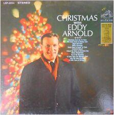 "Christmas with Eddie Arnold (Vintage/Rare) [LP] Near Mint; 12"" Vinyl, 1962"