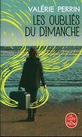 Livre Poche les oubliés du dimanche Valérie Perrin Albin Michel 2020 book