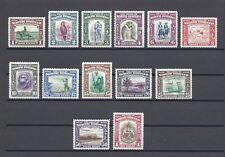 NORTH BORNEO 1939 SG 303/15 Short Set MINT Cat £460