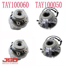 Set of 4 Wheel Bearing & Hub Front & Rear Kit for Land Rover Discovery Series II