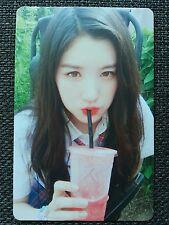 PRISTIN XIYEON Official PHOTOCARD #2 2nd Mini Album SCHXXL OUT 시연