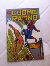 L'UOMO RAGNO nr 27 CORNO 1982 seconda serie 2^  MARVEL  X-MEN