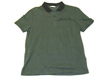 NEW Versace Collection Mens Size XXL Green Pastello Polo Shirt Style V800564S