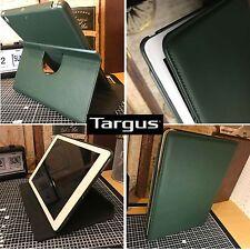 "Targus Versavu Rotating Stand Case with Auto Wake/Sleep for 9.7"" iPad  Air Green"