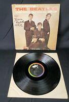 The Beatles - Introducing ... The Beatles LP Vee Jay VJLP 1062  63-3402
