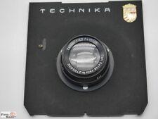 Linhof Technika Carl Zeiss Tessar 1: 6,3/15cm Tele Lens with Board 96x98mm