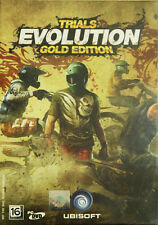 ** Trials Evolution : Gold Edition ** PC DVD GAME ** Brand new Sealed XBLA **