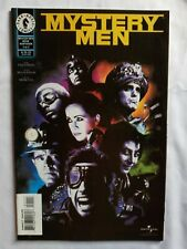 Mystery Men Comic #1 (Jul 1999, Dark Horse) Movie Adaptation 7.0 Fn/Vf