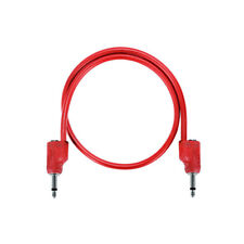 TipTop Audio StackCable 30cm Eurorack Multi Patch Cable (Red)