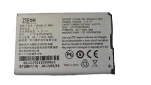 OEM Battery Li3715T42P3h654251 For ZTE Cymbal Z320 Z233 Z233V C Z233VL G Z232TL