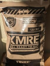 4 Pack of MRE's