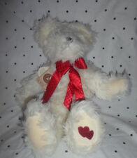 "USPS Love Postage Stamp Angel Bear Timeless Toy 9"" Plush Soft Toy Stuffed Animal"