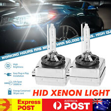 Xenon Headlight Lights D1S HID 6000K 66140 66142 66144 66143 WM Caprice BMW 300C