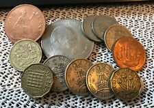 Commemorative and out of circulation UK coins inc Bill of rights, lge 50p's etc