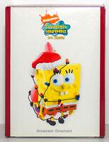 SPONGEBOB SquarePants Patrick Star NEW Carlton Cards Ornament Nickelodeon