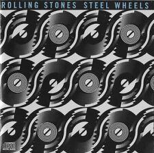 THE ROLLING STONES  :  STEEL WHEELS    ( CBS MUSIC , CANADA )