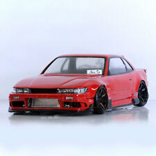 Pandora RC Cars NISSAN x ORIGIN Labo SILVIA S13 Drift 198mm Clear Body #PAB-151