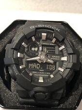 CASIO Mens G-Shock Watch GA-700-1B