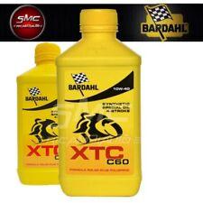 BARDAHL XTC C60 10W40 olio lubrificante sinteticb Lubrificanti Moto 4 Tempi 2 LT