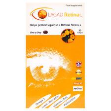 Retina Eye Softgel Supplement - 30 Capsules (Expiry date 02/2021)