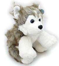 Peluche hunter the husky chien peluche jouet doux teddy bear