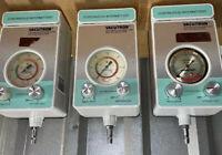 (Lot of 3) Chemetron Medical Vacutron Surgical/Continuous Suction Regulator