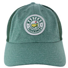 MASTERS Golf Tournament Evergreen Trucker Style Hat Cap AUGUSTA NATIONAL