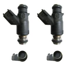 New Set Of Two Harley Davidson 5.3 GPS  Fuel Injectors Fits 2006-10 -27709-06A