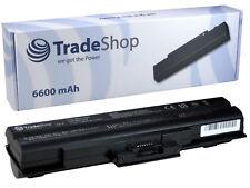 Bateria para Sony vgp-bps13s vgp-bps13/q 6600mah, negra, ahora sin controladores CD