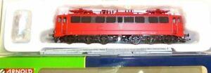 Arnold HN9016 E 171 005 2 Locomotora DB Ag Oriente Rojo Ep5 Dss TT 1:120 HL4