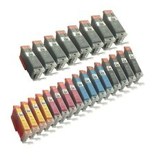 24 PACK 270 271 XL High Yield Ink Cartridges for Canon Pixma TS 6020 8020 9020