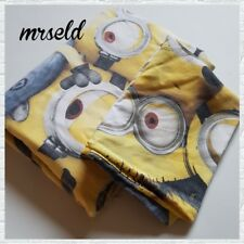 Minions Single Duvet Set Bedding Quilt Cover Pillowcase