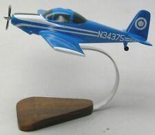 Meyers MAC-145 Light Airplane Desktop Wood Model Large