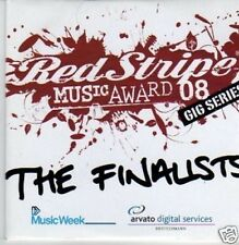 (395X) Red Stripe Music Awards 08, The Finalists- DJ CD
