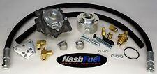 HIGH PRESSURE PROPANE GAS GENERATOR CONVERSION EH63 EH64 EH65 EH72 SUBARU EH LPG