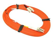 Allen Tel GBLCC-D2-07 Duplex LC to SC Multi-Mode Fiber Optic Patch Cord,  7m