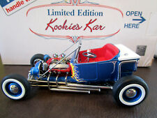 1:24 Danbury Mint Kookie's Kar 1922 Ford T-Bucket Hot Rod from 77 Sunset Strip