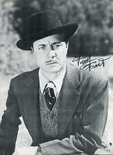 TERRY FROST ACTOR IN ATOM MAN VS SUPERMAN & ANNIE OAKLEY SIGNED PHOTO AUTOGRAPH