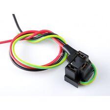 H4 Lampenfassung Stecker Sockel Socket mit Kabel