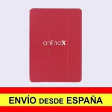 "Funda Carcasa FLIP SMART COVER Para IPAD 2017 AIR 3 (9.7"") ROJO  a3501"
