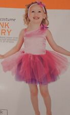 Pink Fairy Toddler Girls Halloween Costume 3T-4T