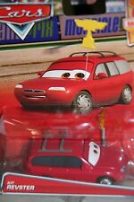 "DISNEY PIXAR CARS ""KIT REVSTER"" NEW IN PACKAGE, SHIP WORLDWIDE"