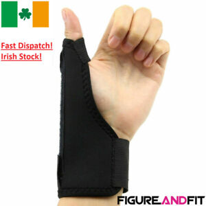 Neoprene Medical Thumb Wrist Support Splint Brace Arthritis Sprain Strain