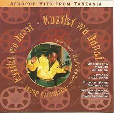 Various Artists - MUZIKI WA DANSI/Afropop Hits From Tanzania World Africa