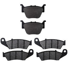Front Rear Brake Pads Kit For HONDA TRX450R Sportrax 450 TRX450ER 2004-2012 2009