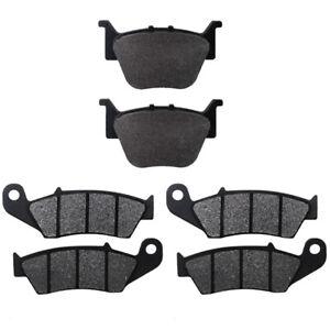 Front Rear Brake Pads Kit For HONDA TRX450R Sportrax 450 TRX450ER 2004-2012 2009