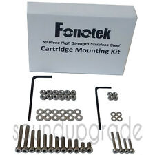 UNIVERSAL CARTRIDGE MOUNTING KIT. Set of Bolts/Screws/Nuts etc for any Headshell