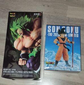 Dragonball Dragon Ball Figuren Broly Son Goku Movie Limited Figures Figur