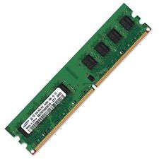Samsung 2GB PC2-6400 6400 800mhz Module DESKTOP DIMM M378T5663EH3-CF7 Memory Ram